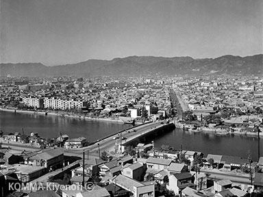 1958hijiyamabridge_komma